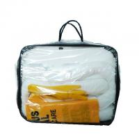 China 30L oil spill kit, white color oil absorbent spill kit,emergency spill kit, oil cleaning kit on sale