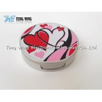 Wholesale Professional Cute Pocket Makeup Mirror Ladies Compact Mirror Gifts from china suppliers