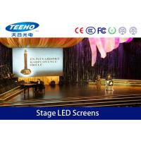 Wholesale High Brightness Full Color SMD P3 Stage LED Screens 111111 pixels / ㎡ , Large Video Display from china suppliers