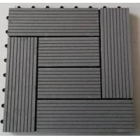 Wholesale WPC Decking Tile (300x300x22mm) (HS-DIY-01) from china suppliers