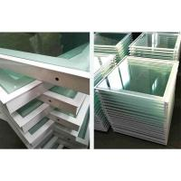 China Tempered/Toughened Glass Raised Floor for sale