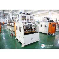 Wholesale Full Automatic Stator Electric Motor Winding Machine With Eight Working Station from china suppliers