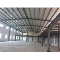 China Prefab Workshop Steel Buildings With Mezzanine Steel Structure Fabrication for sale