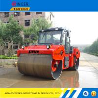 China 12Ton Hydraulic Drive Tandem Vibratory Road Roller on sale