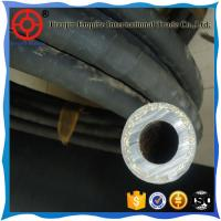 Wholesale Large diameter thick wall black flexible rubber hose tube for sand blasting from china suppliers