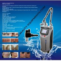 Wholesale Pixel co2 laser skin resurfacing With RF Metal Tube 10600nm Skin Peeling Laser System from china suppliers