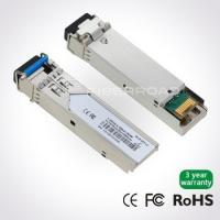 1.25Gb/s 40Km LC BiDi SFP Optical Transceiver Module With BX-D TX 1490 / RX 1310 for sale