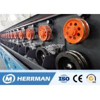 Wholesale Multi - Head Aluminum Wire Drawing Machine Siemens Motor Fatigue Resistant from china suppliers