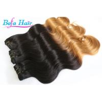 Wholesale Kanekalon Braiding 28 inch Ombre Remy Hair Extensions Smooth Indian Virgin Hair from china suppliers