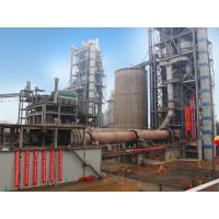 Quality General contract for 5000 Tons/Day Dry Process Cement Plant-rotary kiln,ball mill,CHINA PENGFEI GROUP for sale