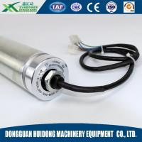 China Assembly Line Electric Conveyor Rollers , Replacement Conveyor Rollers Single Phase on sale