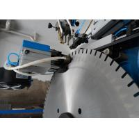 Wholesale Automatic feeding solder, brushing flux,rotate saw blade segment brazing machine from china suppliers