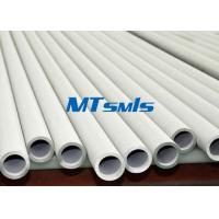 Wholesale 25.4MM S32760 Seamless Duplex Steel Pipe Annealed With ASTM A790 / 790M Standard from china suppliers