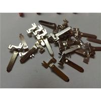 Wholesale Wire Terminal Pins Sheet Metal Forming , Precision Progressive Die StampingBlanking from china suppliers