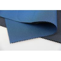 100% polyester 600*300 two yarn dyed thread plain oxford fabric with pvc coated for bag