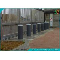 Wholesale Pedestrian Barriers Hydraulic Bollards Stainless Steel Retractable Parking Posts from china suppliers