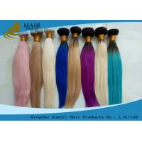 Wholesale Wholesale 100% Color Virgin Human Hair Extension Full Cuticle Hair Weave from china suppliers