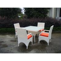 Wholesale Supply Outdoor Dining Set, Wicker Dining Chair,Rattan Garden Square Table from china suppliers