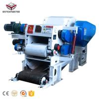 Wholesale Drum type wood chipping machine 8-15t/h capacity wood chips making machine from china suppliers