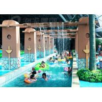 Wholesale Giant Lazy River Swimming Pool Commercial Lazy River Equipment For Family,  Lazy River Theme packging for fun from china suppliers