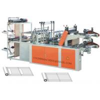 Wholesale DZB Series Computer Control Double Layer T-Shirt And Flat Bag On Roll Bag Making Machine from china suppliers