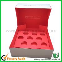Quality Hot sales cupcake boxes and inserts for sale