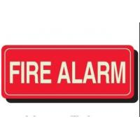 Wholesale Fire Alarm Logo Lighted Building Signs Custom Lighted Signs For Business from china suppliers