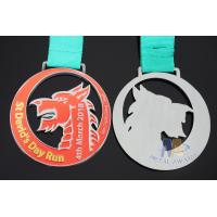 Buy cheap Die Casting Sports Award Medals 80 * 3mm For Dragon Boat Race / Sailboat from wholesalers