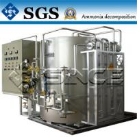 Wholesale 380V 460V 415V High Purity Hydrogen Ammonia Cracker Unit for Cooper Tube from china suppliers