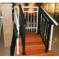 Wholesale Extrusion Aluminum Hand Railings / aluminum deck railing For decorative from china suppliers