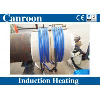 Buy cheap High Efficiency Medium Frequency Induction Heating Equipment for Welding Preheat PWHT with Flexible Induction Cable from wholesalers