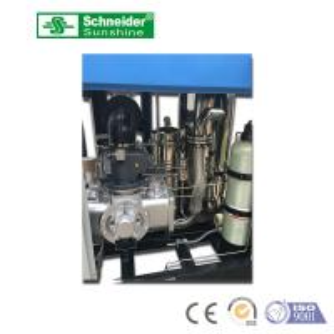 China ECO Friendly Oil Free Screw Air Compressor , High Efficiency Air Compressor on sale