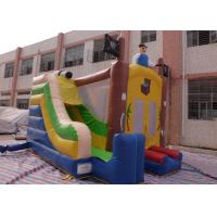 Wholesale Theme Park Inflatable Combo Toddlers Pirate Ship Bouncy Castle For Rent from china suppliers