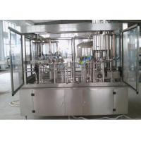 Automatic Small Scale Bottle Rotary Liquid Filling MachinePaste / Liquid Filling Material