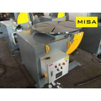 China Auto Pipe Flange Turntable Welding Positioner With 0.75 Turning Power on sale