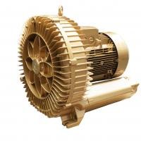 Wholesale 25HP Aluminium Alloy Goorui Side Channel Blower for Central Vacuum System from china suppliers