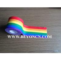 Wholesale CE Rainbow Sports Injury Tape Strapping With Hot Melt Adhesive from china suppliers