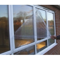 Wholesale Easy Mask LLDPE 80g/25mm Sun Protection Glass Film Against Over Sprays from china suppliers