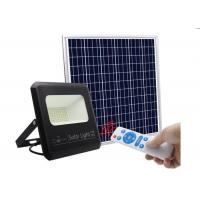 Wholesale Integrated Security Outdoor Solar Sensor Flood Light 40W Waterproof High Brightness from china suppliers