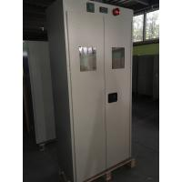 Wholesale Co2 Gas cylinder safety storage cabinets , Oil drum storage cabinets for gas cylinder from china suppliers