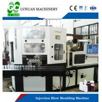 China High Precision Injection Blow Moulding Machine , Water Bottle Blow Molding Machine on sale