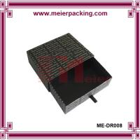 Wholesale Paper Material decorative cardboard drawer storage box/Mensear Box ME-DR008 from china suppliers