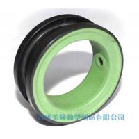 Wholesale 2 - 24 Inch PTFE Valve Seat Round Shape DN50 - DN600 Port Size For Valve / Gas from china suppliers
