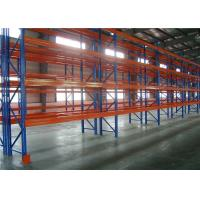 Wholesale Beam 2700mm Length Double Deep Storage Racking Systems For Warehouses from china suppliers