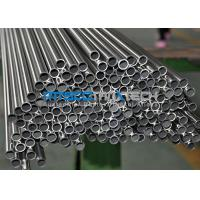 Wholesale X2CrNi19-11 High precision steel tube / Straight Length Cold Drawn Tube from china suppliers