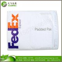 Wholesale (FREE DESIGN) Customized Fedex Printed Bubble Mailers/Air Bubble Bag/Padded Envelopes Cheap from china suppliers