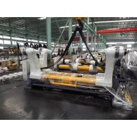 Buy cheap Cardboard Hydraulic Shaftless Mill Roll Stand 50Hz Frequency 1 Year Warranty from wholesalers