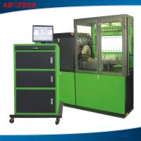 Buy cheap 415V 50 / 60HZ Common rail System and Diesel Fuel Pump Test Bench automatic 22K 2000 bar from wholesalers