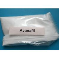 Buy cheap Legal Male Sex Hormones Avanafil CAS 330784-47-9 For Erectile Dysfunction from wholesalers