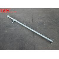 Wholesale Q235 Grade Steel Shoring Posts Building Support Props Notched Plate Type from china suppliers